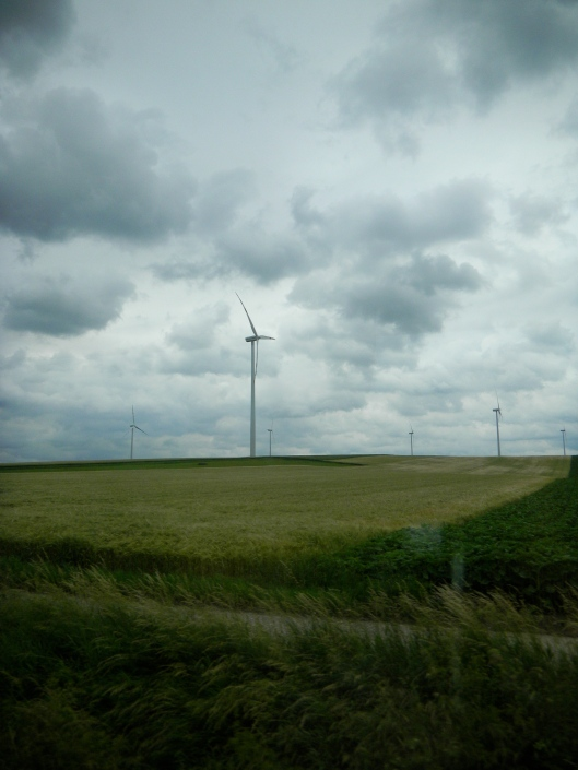 Wind Turbines in Europe