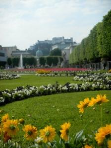 Park in Salzburg