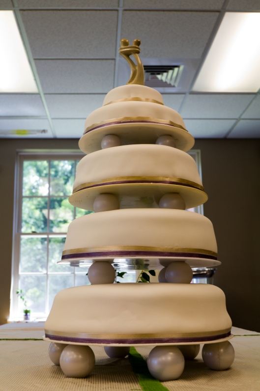 Preservative Free Wedding Cake